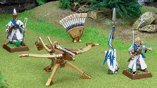 Equivalence figurines KoW Warhammer Hauts Elfes + sylvains = Elfes 87-17b10