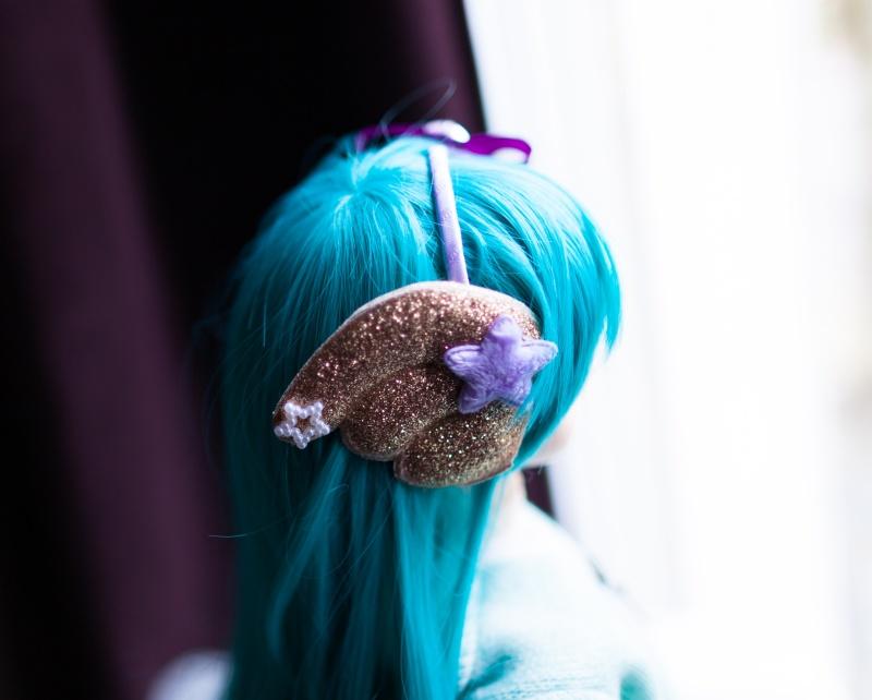 [Accessoires cheveux] barettes fantaisie - Nouveautés x2 ! Img_1317