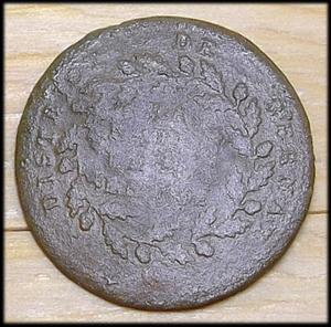 Bouton troupes bourgeoises et irrégulières, décret du 5 septembre 1790.  006_di10