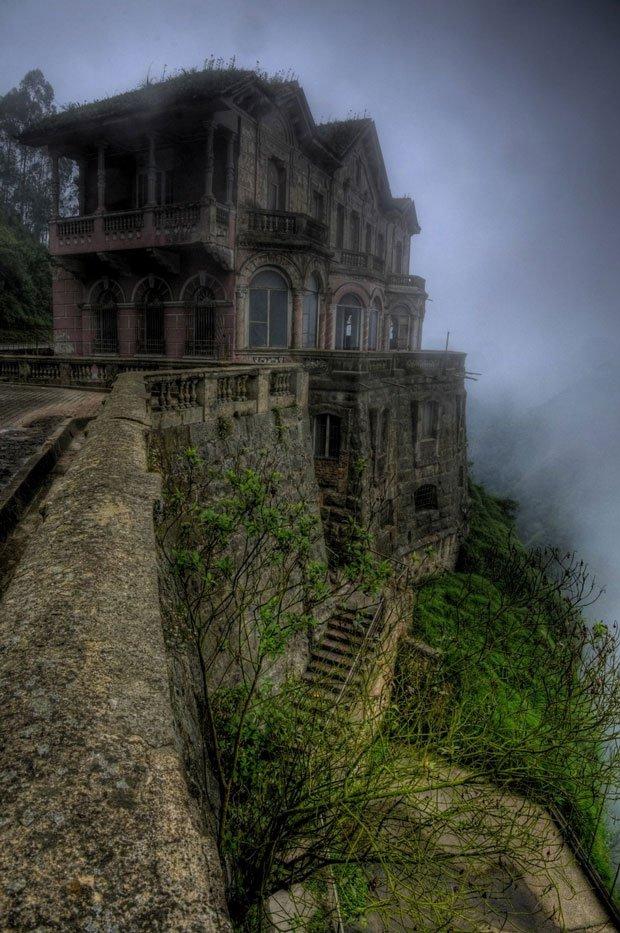 40 lieux abandonnés  qui font frissoner  Abando16