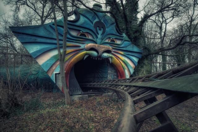 40 lieux abandonnés  qui font frissoner  Abando18