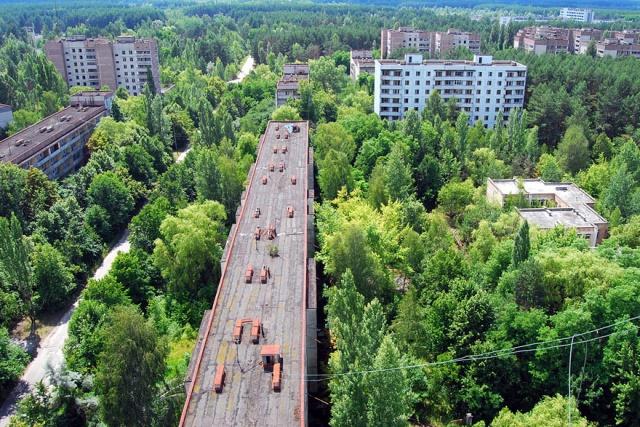 40 lieux abandonnés  qui font frissoner  Abando22