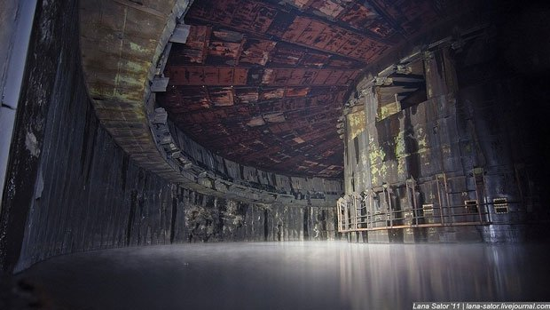 40 lieux abandonnés  qui font frissoner  Abando23