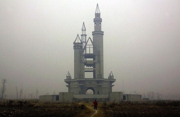 40 lieux abandonnés  qui font frissoner  Abando30
