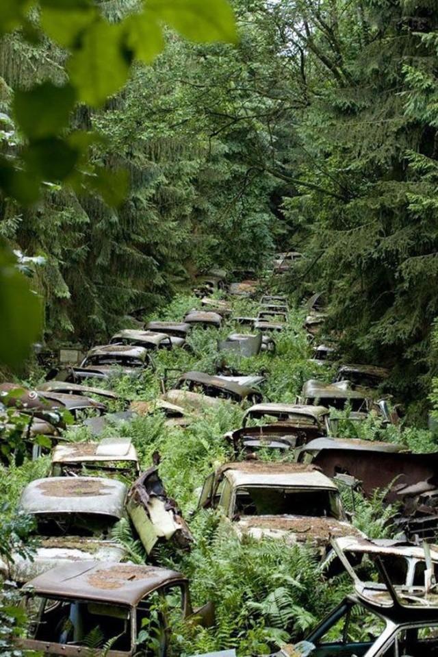 40 lieux abandonnés  qui font frissoner  Abando32