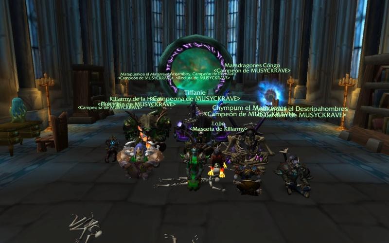 Foto de grupo tras terminar... Wowscr55