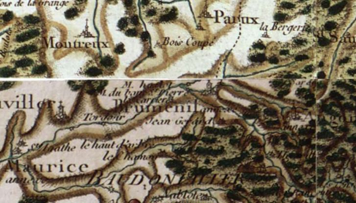 genealogie poussardin