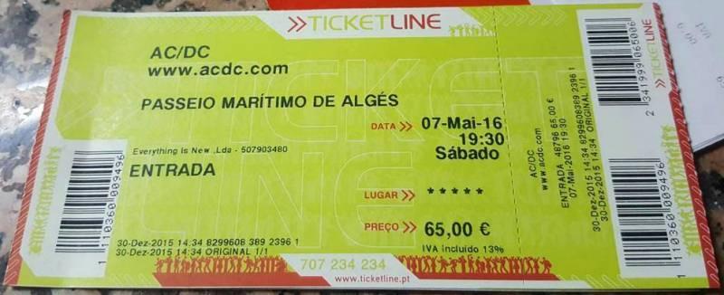 2016 / 05 / 07 - POR, Lisbon, Passeio Martimo De Alges 02673110