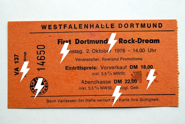 1976 / 10 / 02 - GER, Dortmund, Westfalenhallen 02_10_10