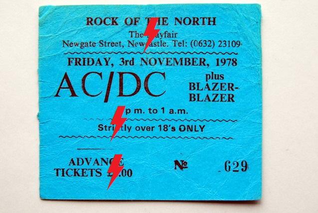 1978 / 11 / 03 - UK, Newcastle, Mayfair 03_11_10
