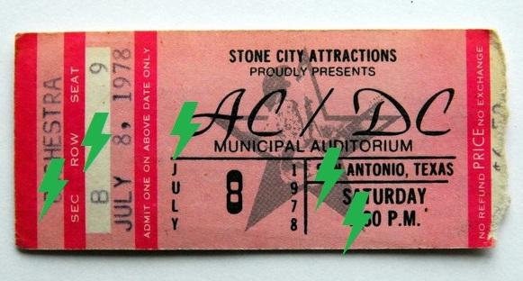 1978 / 07 / 08 - USA, San Antonio, Municipal Auditorium 08_07_10