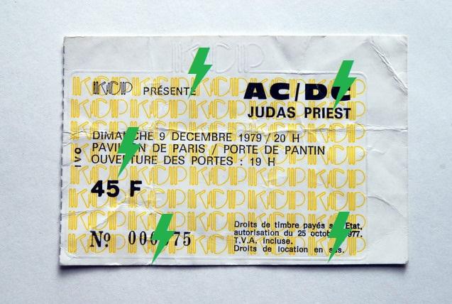 1979 / 12 / 09 - FRA, Paris, Pavillon de Paris (8 pm) 09_12_10