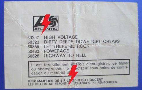 1979 / 12 / 09 - FRA, Paris, Pavillon de Paris (4 pm) 10110