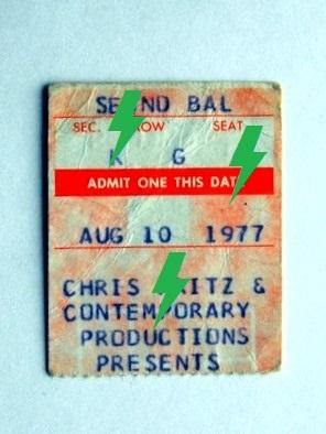 1977 / 08 / 10 - USA, Kansas City, Memorial Hall 10_08_10