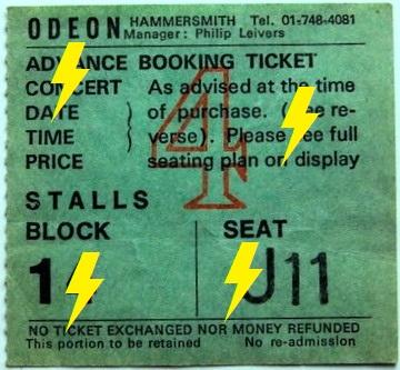 1976 / 11 / 10 - UK, London, Hammersmith odeon 10_11_10