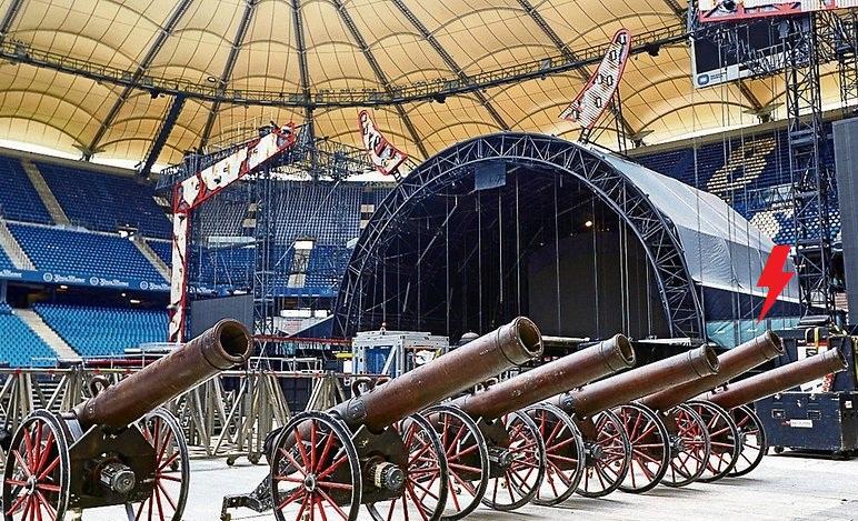 2016 / 05 / 26 - GER, Hamburg, Volksparkstadion 119