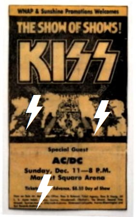 1977 / 12 / 11 - USA, Indianapolis, Market Square Arena 11_12_10
