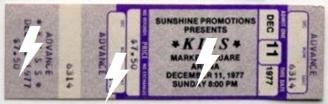 1977 / 12 / 11 - USA, Indianapolis, Market Square Arena 11_12_11