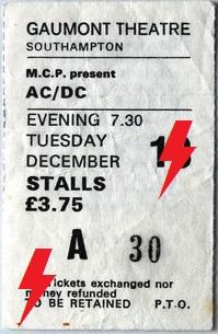 1979 / 12 / 18 - UK, Southampton, Gaumont 11w05410