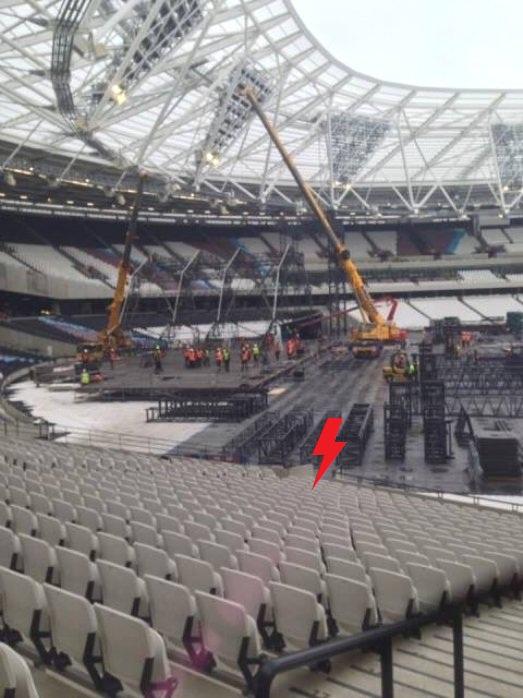2016 / 06 / 04 - UK, London, Olympic stadium 121