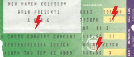 1985 / 09 / 12 - USA, New Haven, New Haven Coliseum 12_09_10