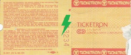 1985 / 09 / 12 - USA, New Haven, New Haven Coliseum 12_09_12
