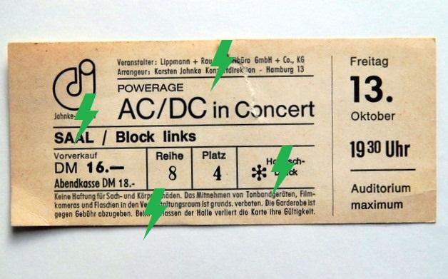 1978 / 10 / 13 - GER, Hamburg, Audimax 13_10_10