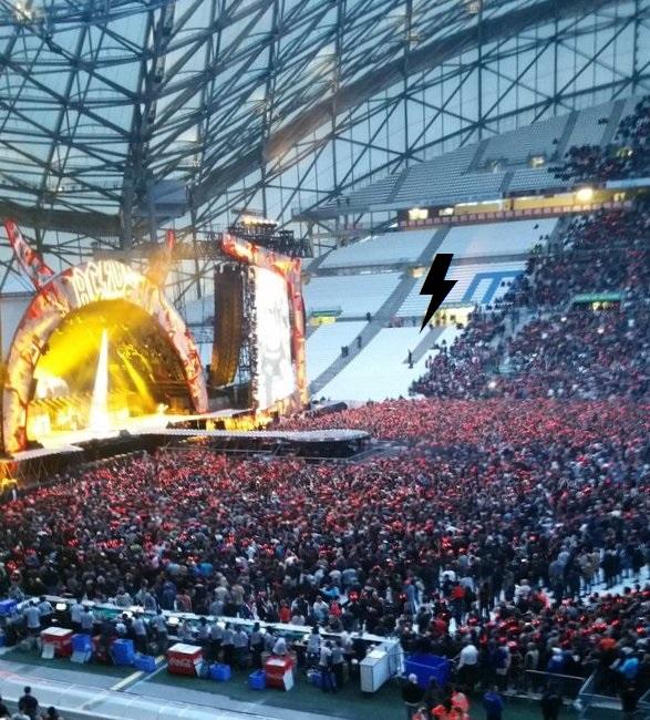 2016 / 05 / 13 - FRA, Marseille, Stade Vélodrome 1410