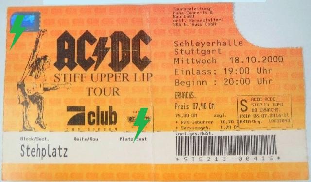 2000 / 10 / 18 - GER, Stuttgart, Schleyer-Halle  18_10_10