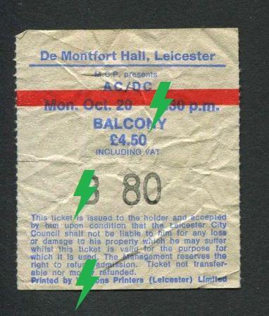 1980 / 10 / 20 - UK, Leicester, De Montfort Hall 20_10_13