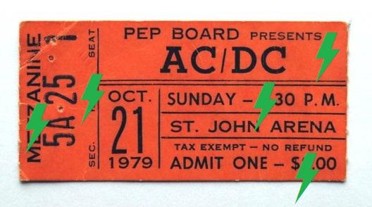 1979 / 10 / 21 - USA, Columbus, St John Arena 21_10_10