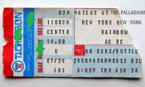 1978 / 08 / 24 - USA, New York, The Palladium 24_08_11