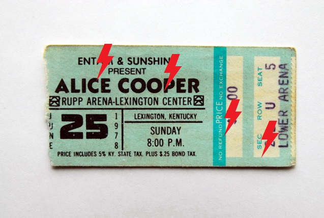 1978 / 06 / 25 - USA, Lexington, Rupp Arena 25_06_10