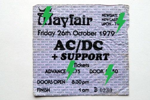 1979 / 10 / 26 - UK, Newcastle, Mayfair 26_10_10
