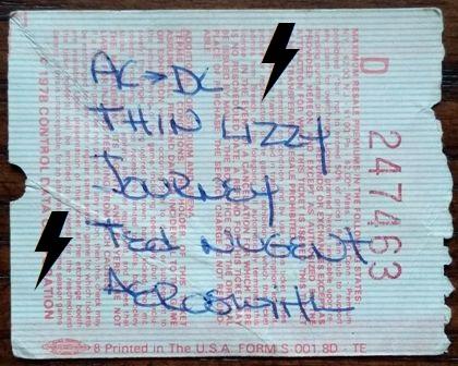 1979 / 07 / 28 - USA, Cleveland, Lakerfront Stadium 28_07_11