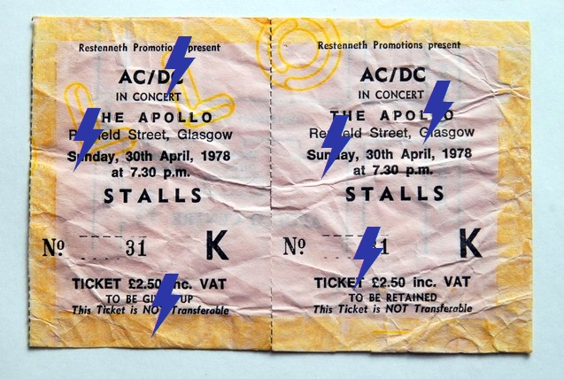 1978 / 04 / 30 - UK, Glasgow, Apollo Theatre 30_04_10