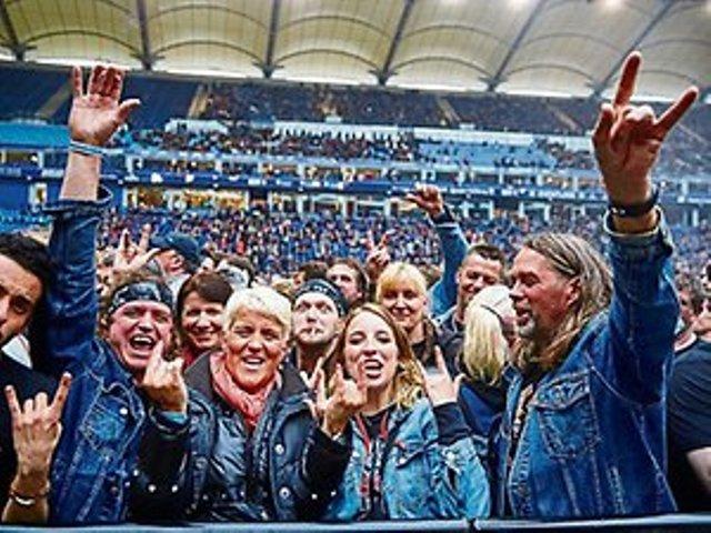 2016 / 05 / 26 - GER, Hamburg, Volksparkstadion 315