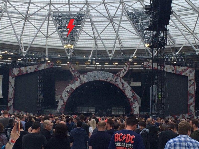 2016 / 06 / 04 - UK, London, Olympic stadium 417