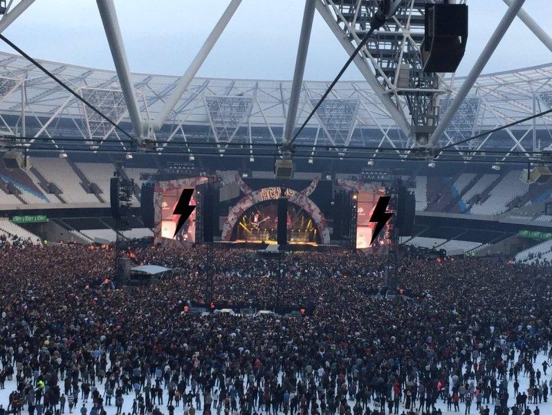 2016 / 06 / 04 - UK, London, Olympic stadium 618