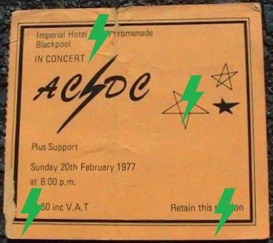 1977 / 02 / 20 - UK, Blackpool, Imperial Ballroom Dfgh10