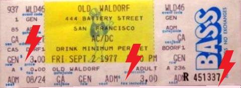 1977 / 09 / 02 - USA, San Francisco, Old Waldorf S-l50010