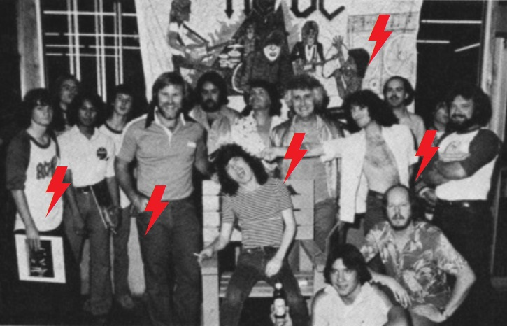 1979 / 09 / 21 - USA, Dallas, Convention Center Arena Tumblr12