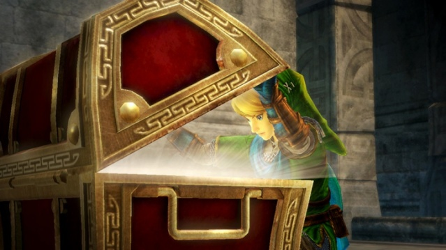 Retail - Review: Hyrule Warriors (Wii U Retail) 885x17