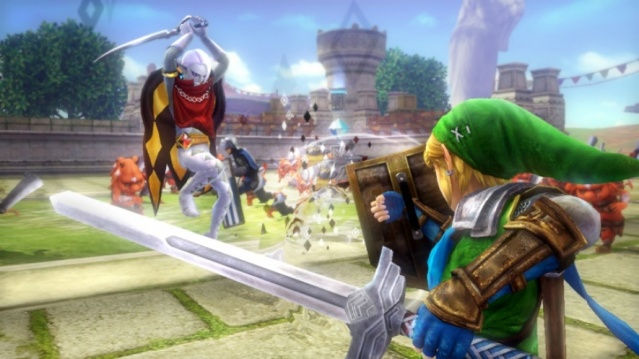 Retail - Review: Hyrule Warriors (Wii U Retail) 885x18