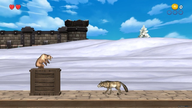Review: Epic Dumpster Bear (Wii U eShop) Large10