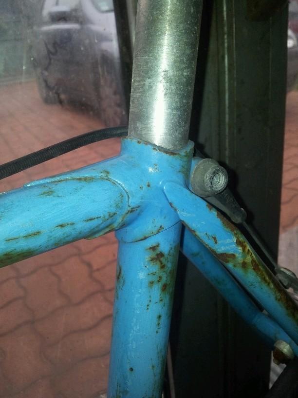 Recherche marque, modèle et date de ce vélo 2d10