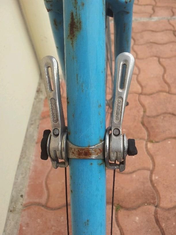 Recherche marque, modèle et date de ce vélo 3a10