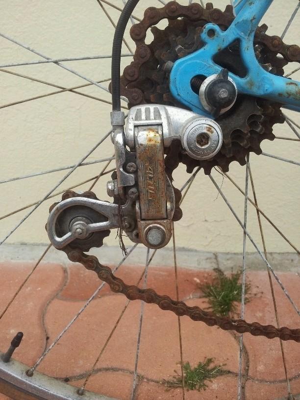 Recherche marque, modèle et date de ce vélo 3d10