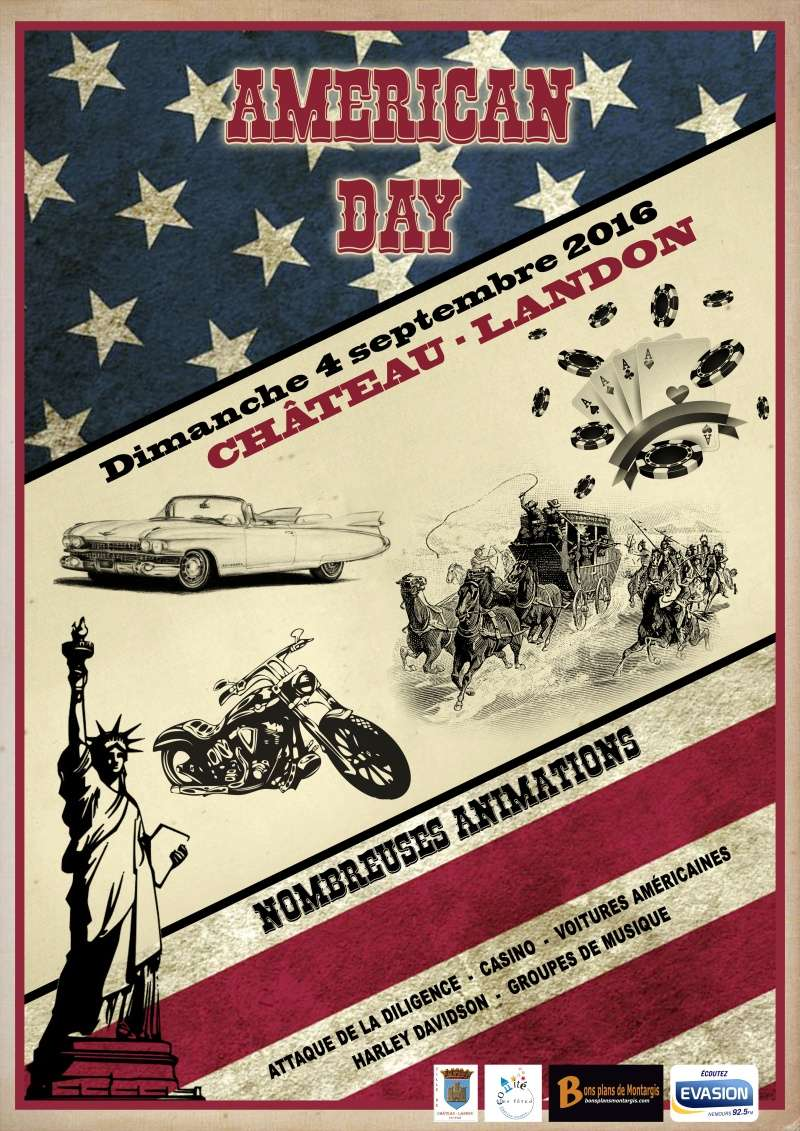 american day chateau landon 04 sept 2016 Journe10