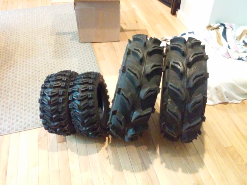 What are the best Mower tires 20160510